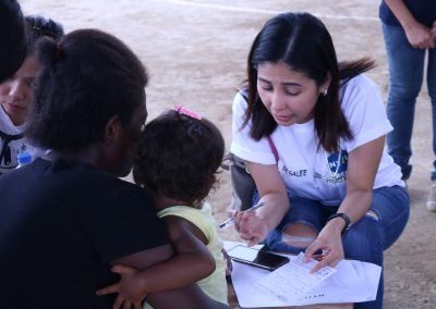 Medical Mission - Negrosanon Young Leaders Institute