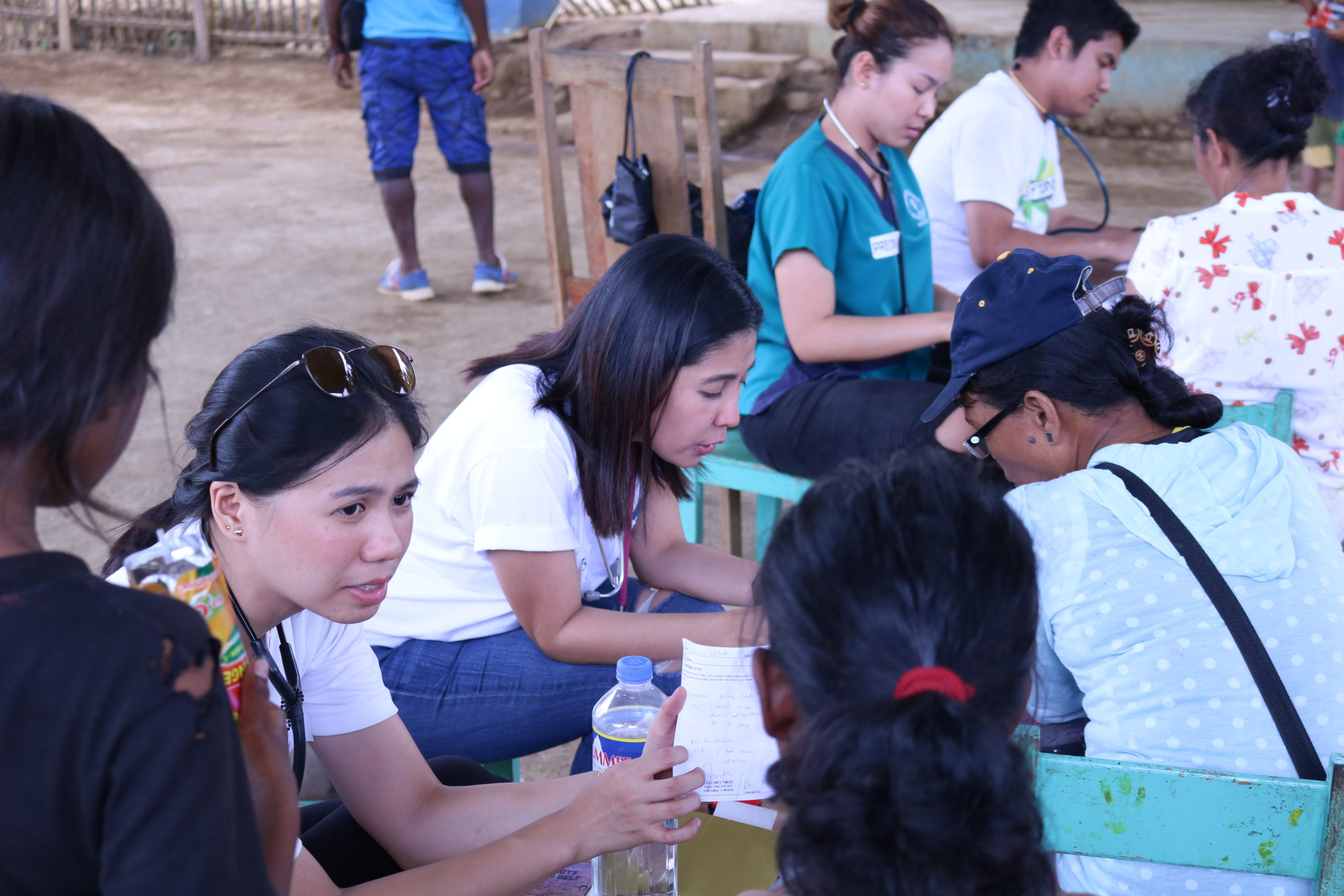 Negrosanon Young Leaders Institute - Medical Mission