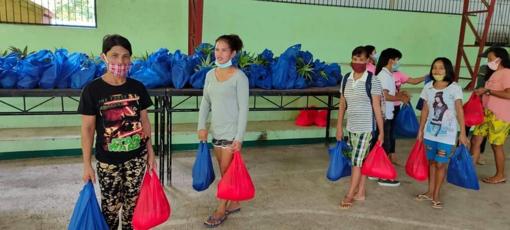 Consuelo Foundation funds NYLI second wave of #CareBags 1