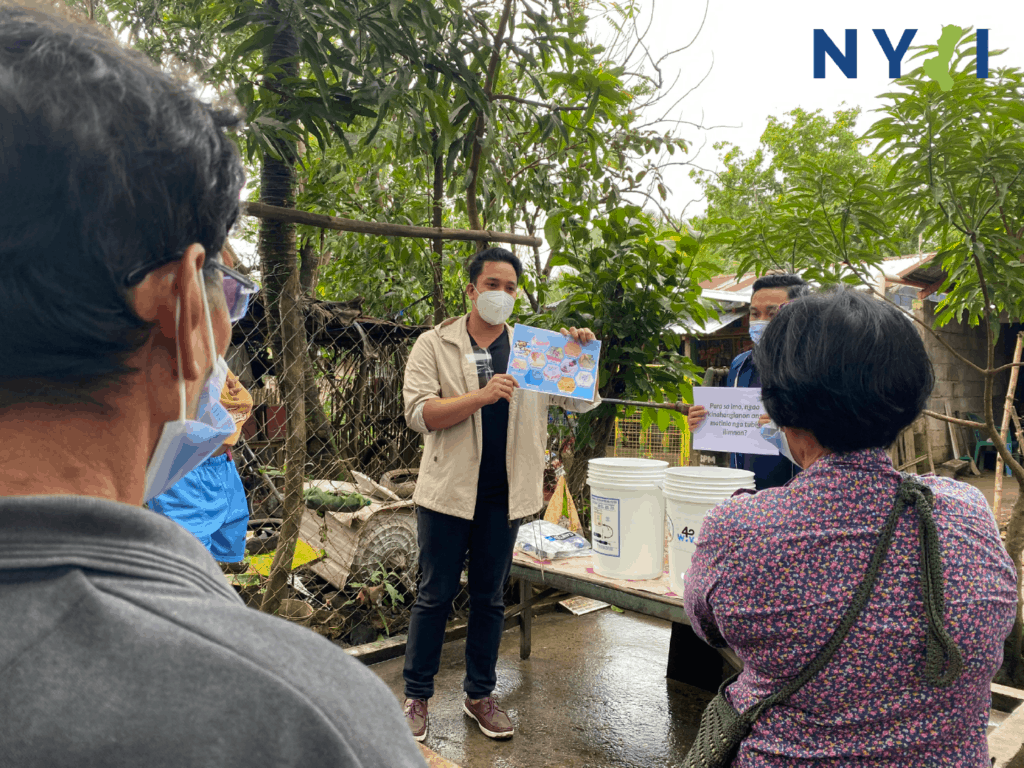 NYLI Inc, Waves for Water provide better access to safe drinking water in Victorias City 1